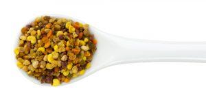 lingurita de polen crud
